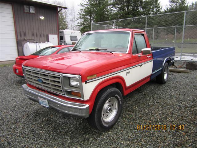 1987 Ford F150 >> 1985 To 1987 Ford F150 For Sale On Classiccars Com