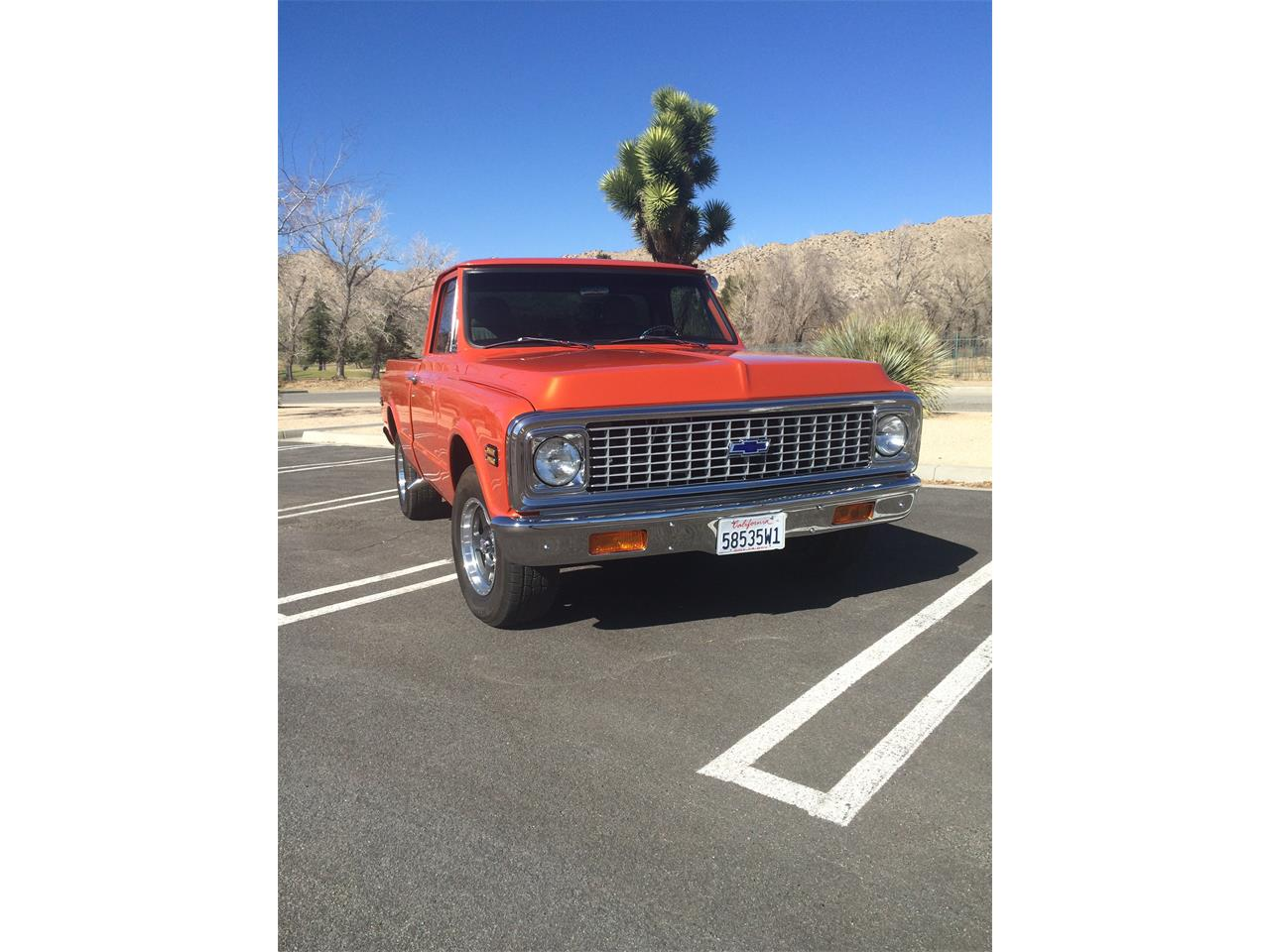 Large Picture of '71 Pickup - MTBP