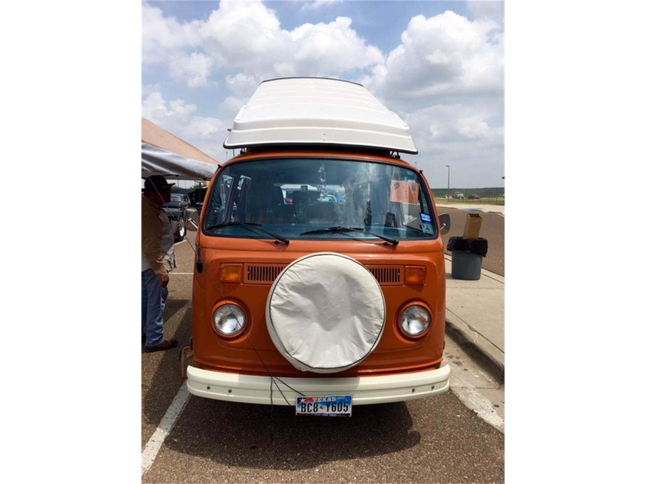 Large Picture of Classic 1973 Volkswagen Westfalia Camper located in Texas Offered by a Private Seller - MTC1