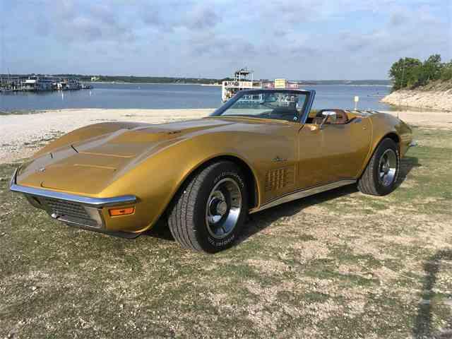 Picture of '71 Corvette - MTC4