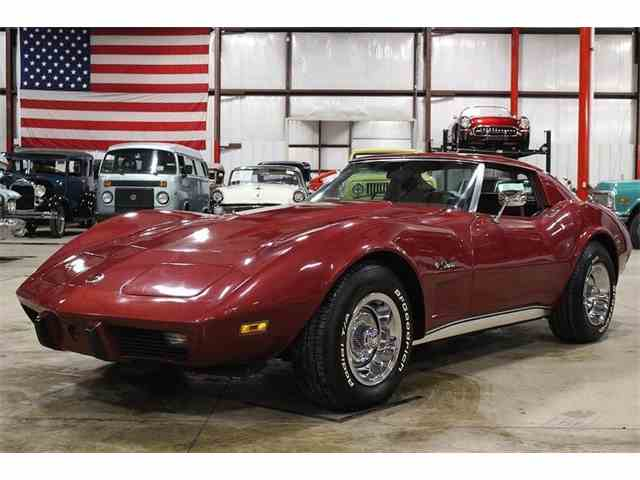 Picture of '75 Chevrolet Corvette located in Kentwood Michigan - $11,900.00 Offered by  - MTC9