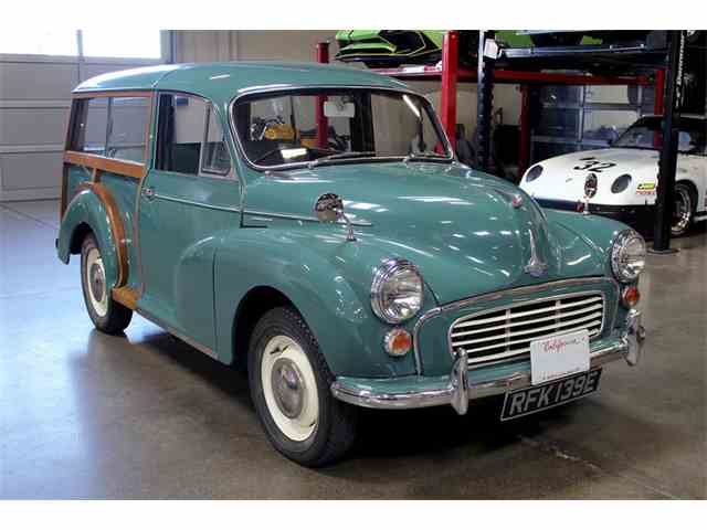 Picture of '67 Morris - MTE2