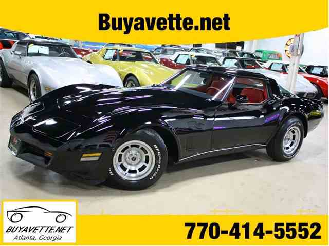 Picture of '80 Corvette - MTE8