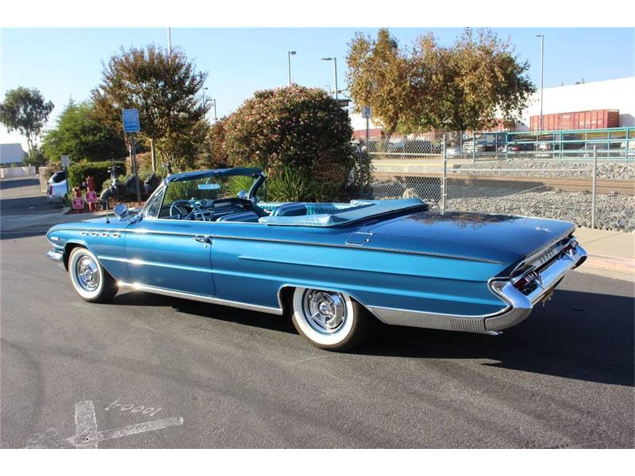 1961 Buick Electra For Sale Cc 1064531 Convertible Large Picture Of 61 Mteb