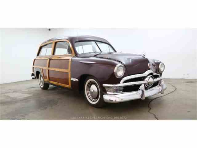 Picture of Classic '50 Woody Wagon - MTES