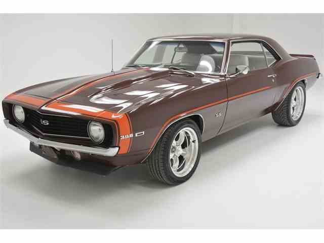 Picture of '69 Chevrolet Camaro located in Morgantown Pennsylvania - $44,900.00 Offered by  - MTFB