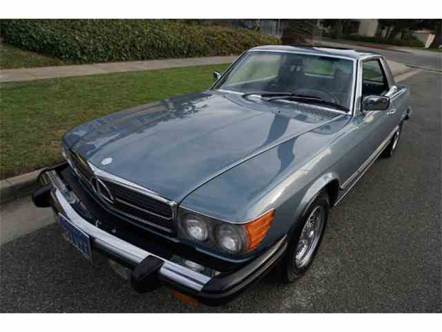 Picture of '78 450SL - MTFM