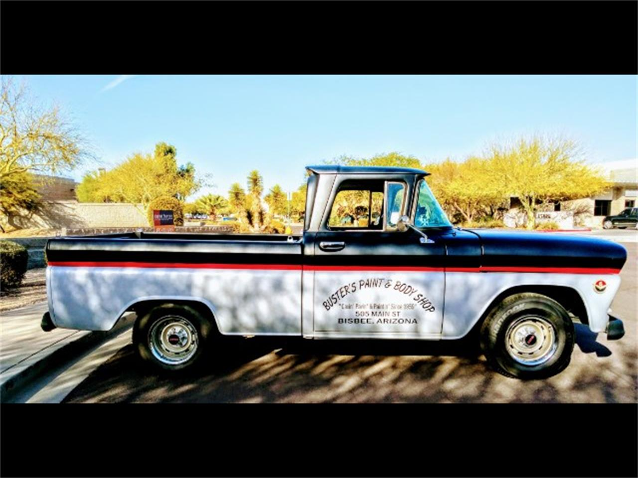 Large Picture of 1961 C/K 10 located in Arizona - MTFT