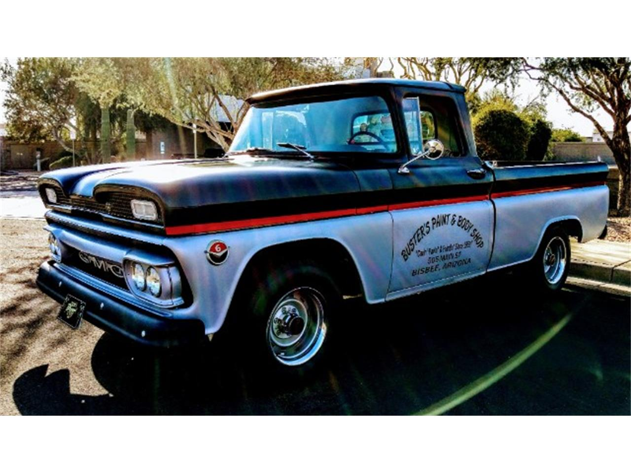 Large Picture of 1961 GMC C/K 10 - $19,000.00 Offered by Brown's Classic Autos - MTFT