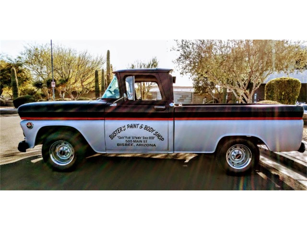 Large Picture of '61 GMC C/K 10 located in Arizona Offered by Brown's Classic Autos - MTFT
