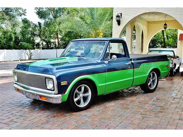 Picture of '72 C/K 10 - MTG4