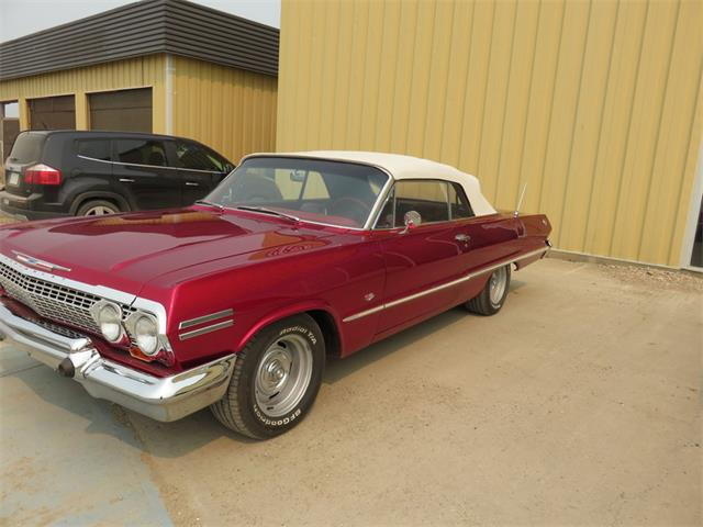 Picture of '63 Impala - MQ99