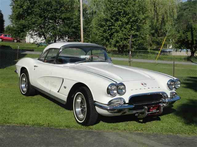 Picture of '62 Corvette - MTH1