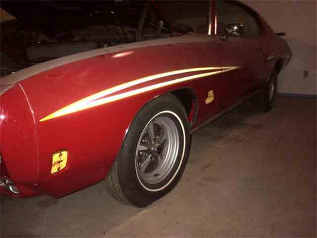 Picture of Classic '70 GTO (The Judge) located in Saskatchewan Offered by Fast Toys For Boys - MQ9B