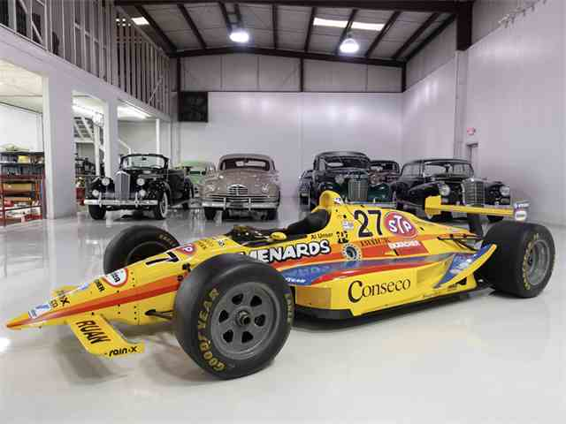 Picture of '92 Race Car - MTH4