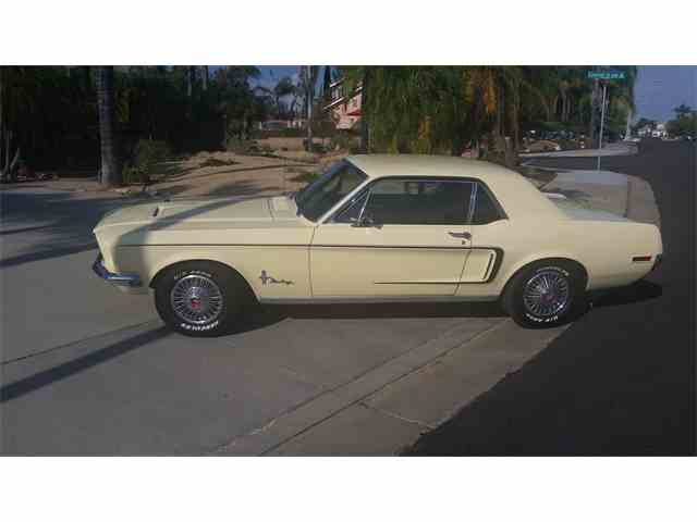 Picture of '68 Ford Mustang - $24,900.00 Offered by a Private Seller - MTH6