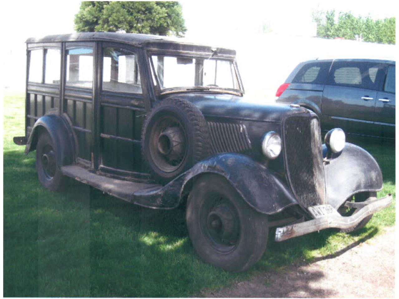 Large Picture of '33 Woody Wagon Offered by a Private Seller - MTHA