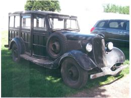 Picture of Classic 1933 Woody Wagon - $15,000.00 Offered by a Private Seller - MTHA