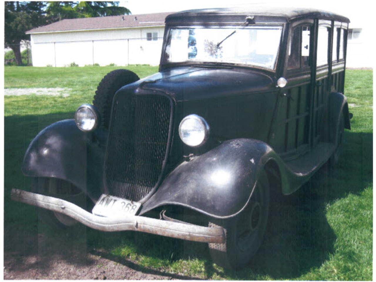 Large Picture of '33 Woody Wagon located in Kent Washington Offered by a Private Seller - MTHA