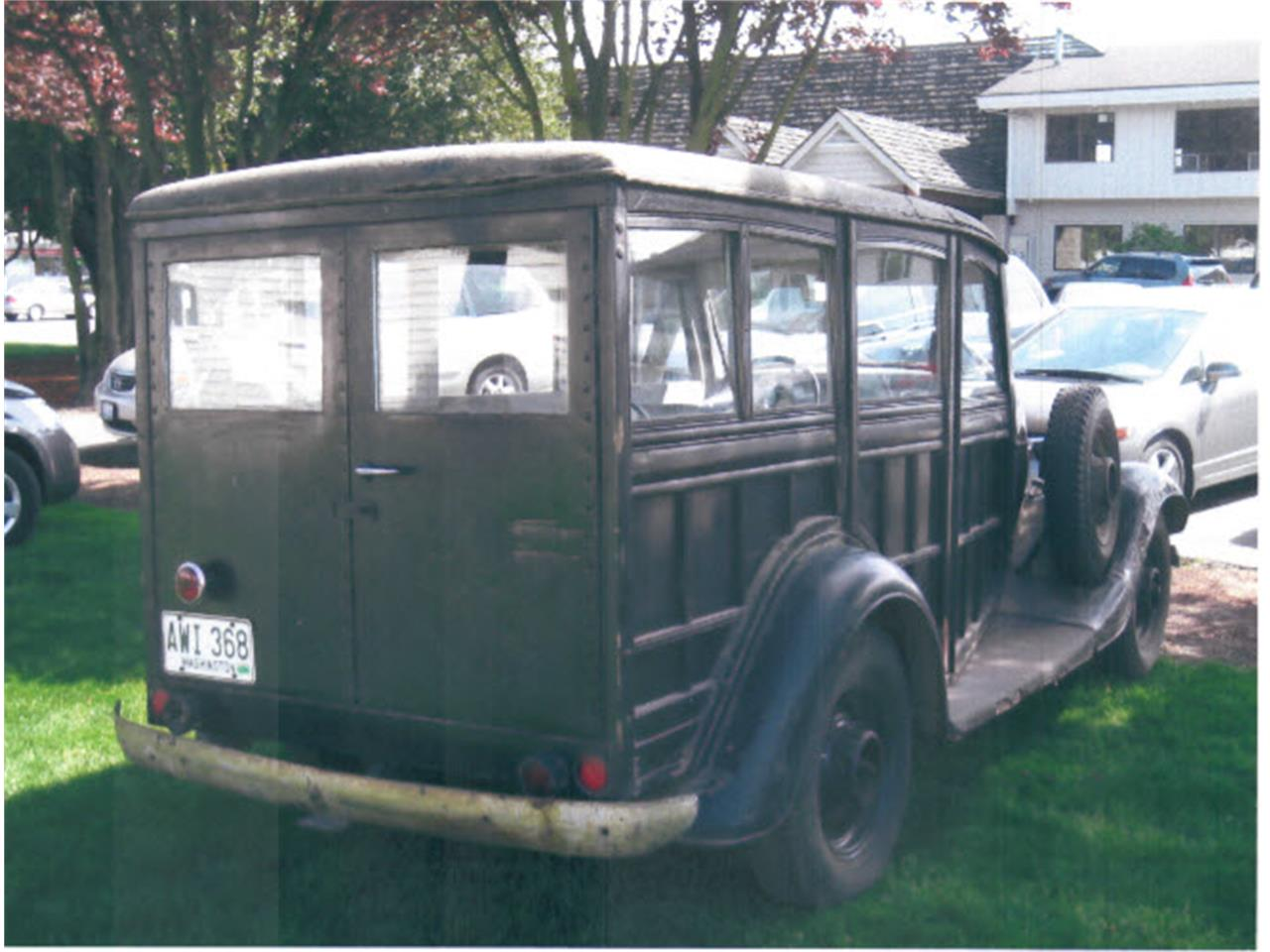 Large Picture of '33 Ford Woody Wagon - $15,000.00 - MTHA