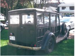 Picture of Classic '33 Ford Woody Wagon located in Kent Washington Offered by a Private Seller - MTHA