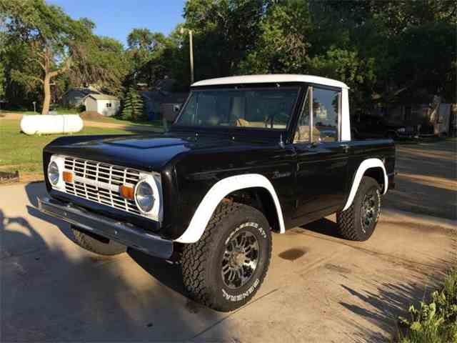 Picture of '67 Bronco - MTHG