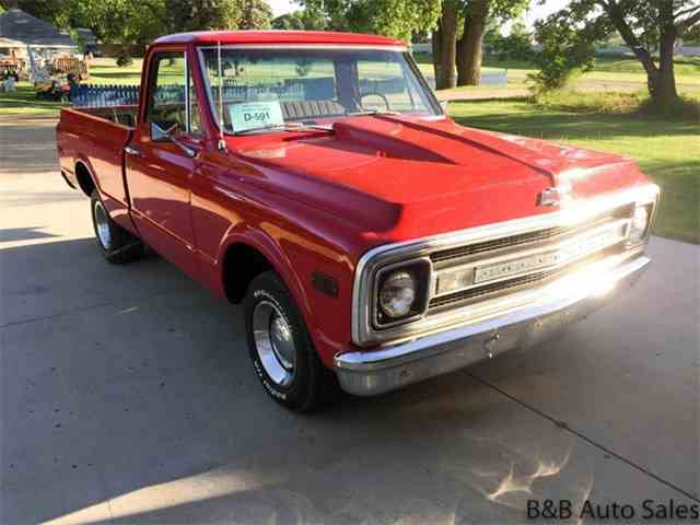 1969 Chevy Truck For Sale >> 1969 Chevrolet C K 10 For Sale On Classiccars Com