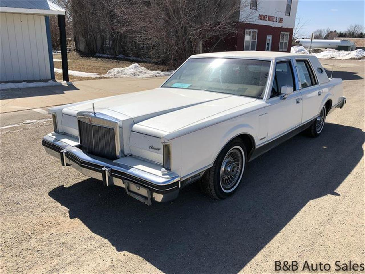 Picture of '83 Continental Mark VI - MTHV