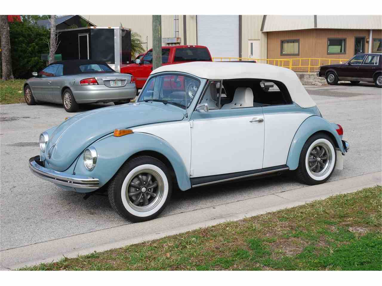 Large Picture of '72 Beetle - MTHX