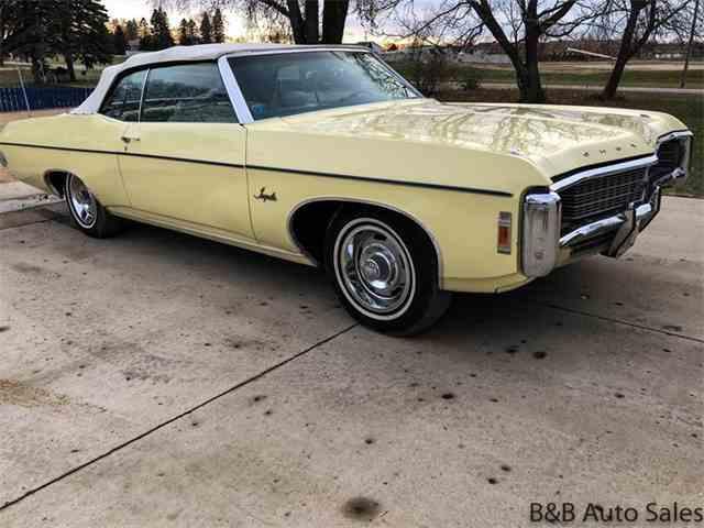 Picture of '69 Impala - MTHZ