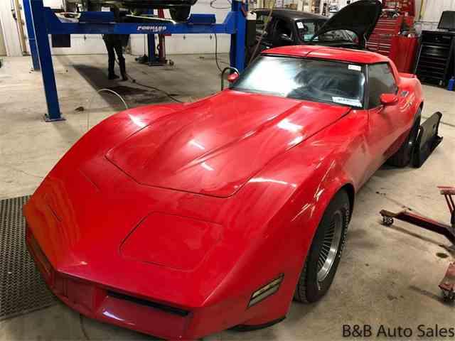 Picture of '82 Corvette - MTI5