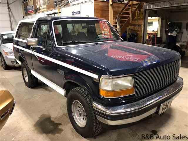 Picture of '93 Bronco - MTI8