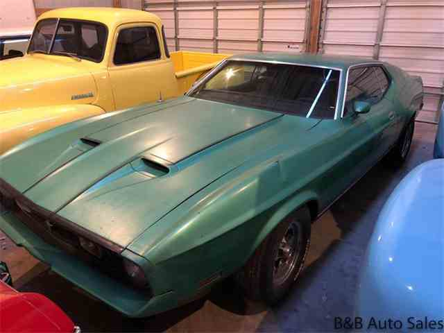 Picture of '71 Ford Mustang located in South Dakota Offered by B & B Auto Sales - MTIA