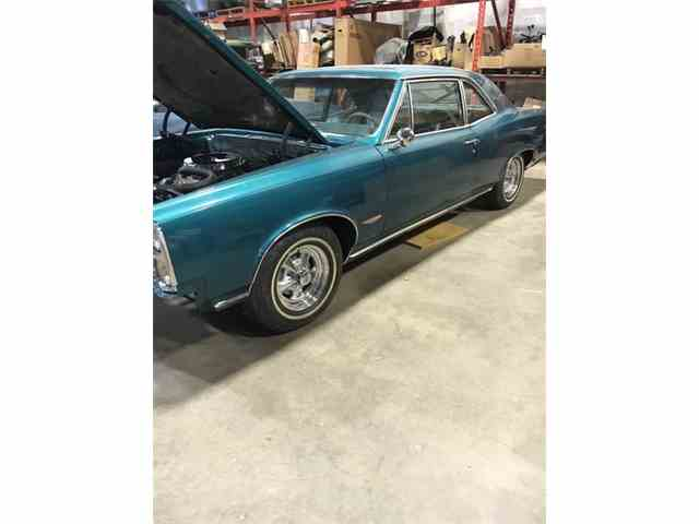 Picture of Classic 1966 Pontiac GTO located in Saskatchewan Auction Vehicle - MQ9G