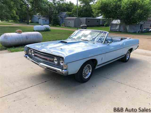 Picture of Classic 1969 Ford Torino located in South Dakota - $25,000.00 Offered by  - MTIG