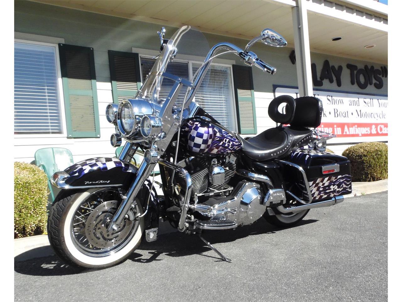 Road King For Sale >> For Sale 2000 Harley Davidson Road King In Redlands California