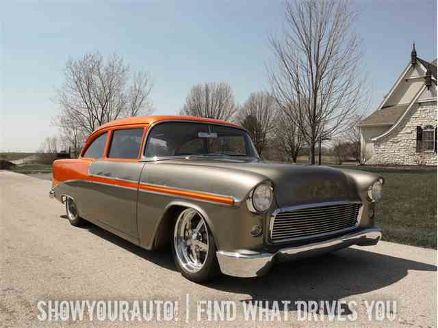 Picture of '55 Chevrolet Bel Air - MTK1