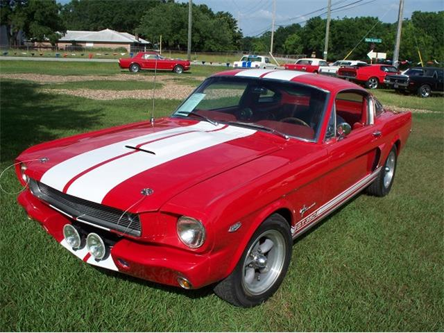 Picture of '65 Mustang - MTK3