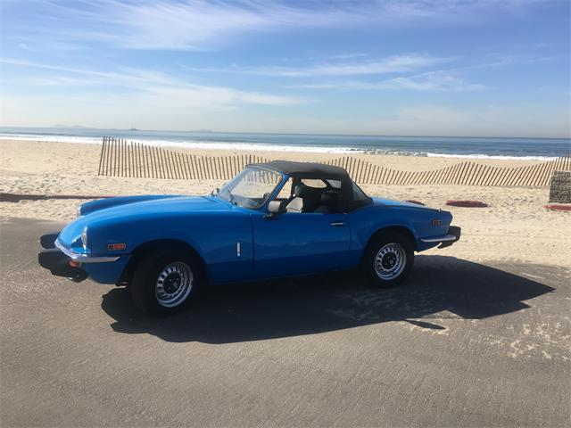 Picture of '79 Spitfire - MTK5