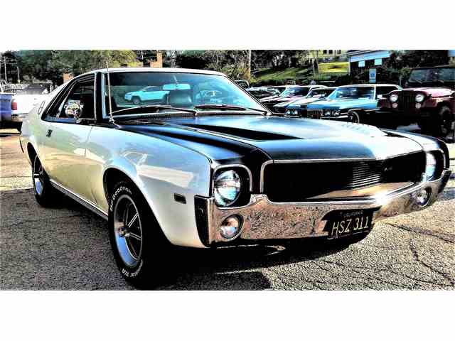 Picture of Classic '69 AMC AMX located in Wonder Lake Illinois - $42,500.00 - MTKB