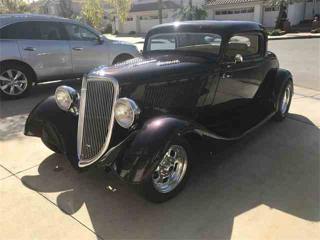Picture of '34 3-Window Coupe - MTKC