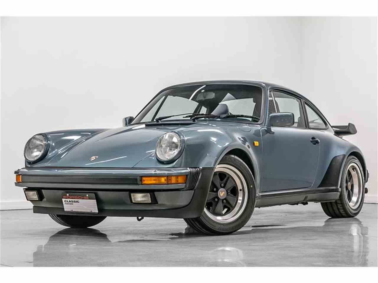 1987 porsche 911 turbo for sale cc 1060475. Black Bedroom Furniture Sets. Home Design Ideas
