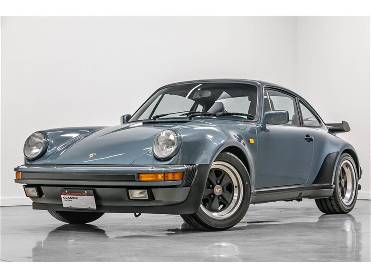 1987 Porsche 911 Turbo For Sale