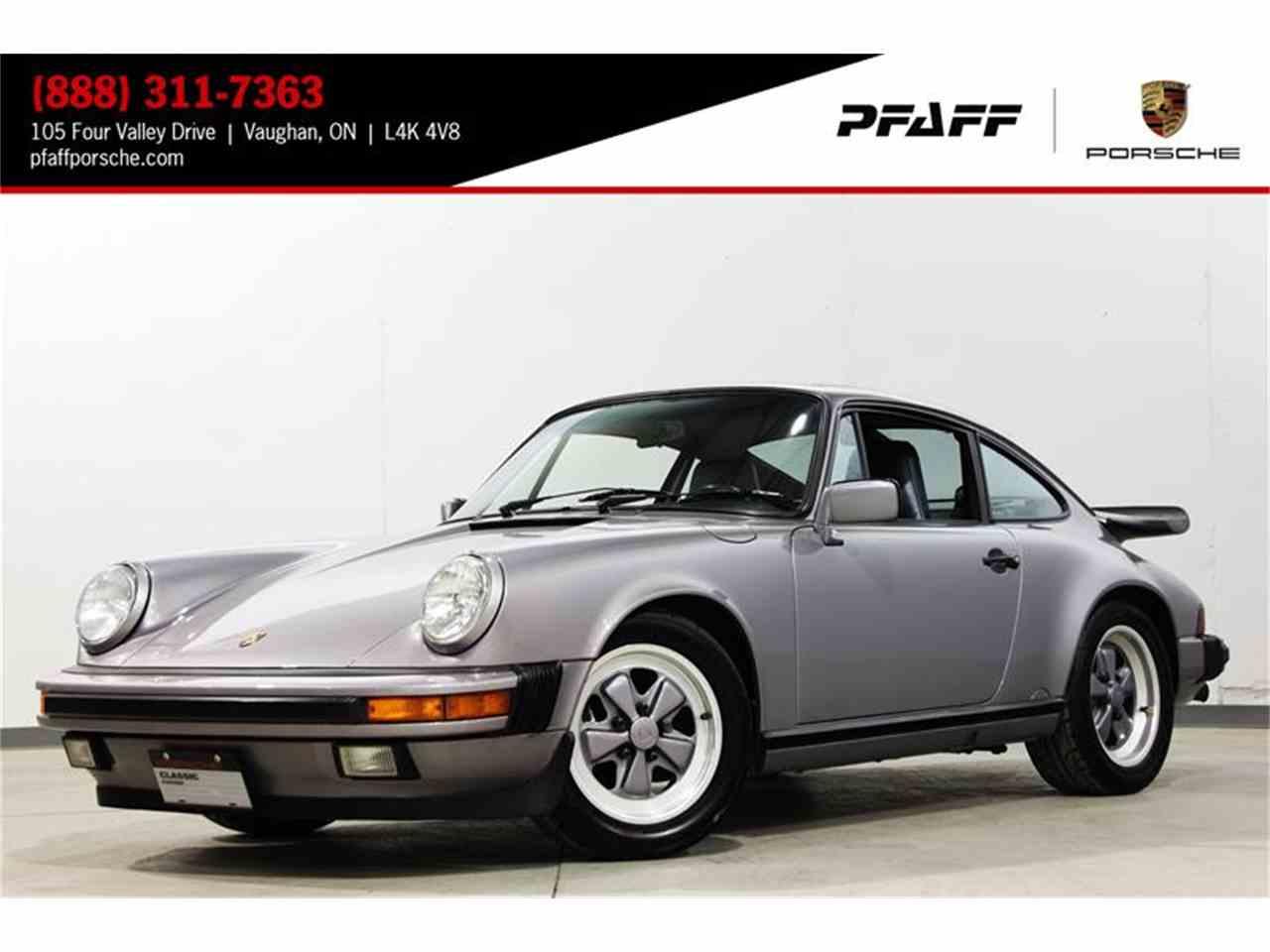 1988 Porsche 911 Carrera for Sale | ClicCars.com | CC-1060476