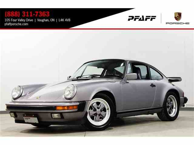 1988 Porsche 911 for Sale on ClicCars.com