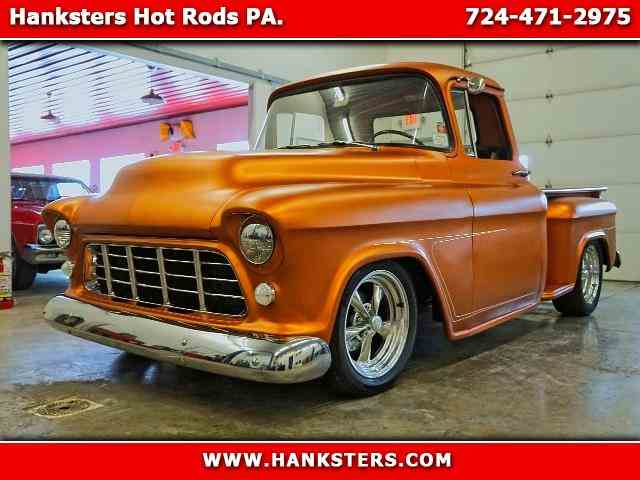 Picture of Classic 1956 Chevrolet Pickup - $39,900.00 - MTKP