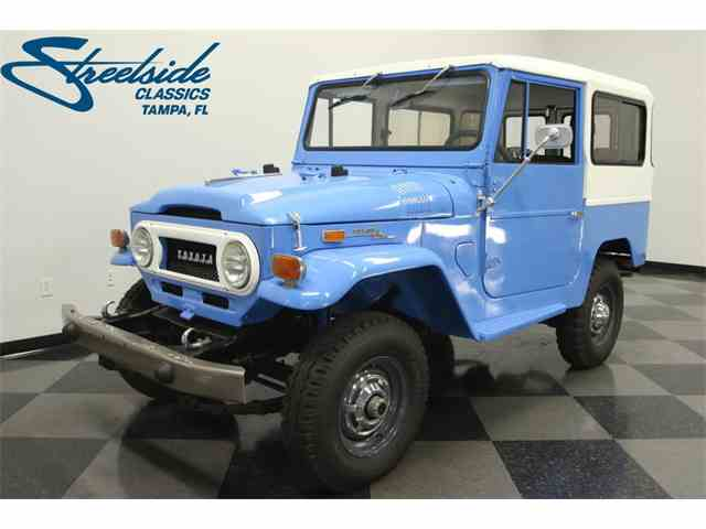 Picture of '71 Land Cruiser FJ - MTKQ