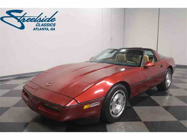 Picture of '87 Chevrolet Corvette located in Georgia Offered by  - MTL0