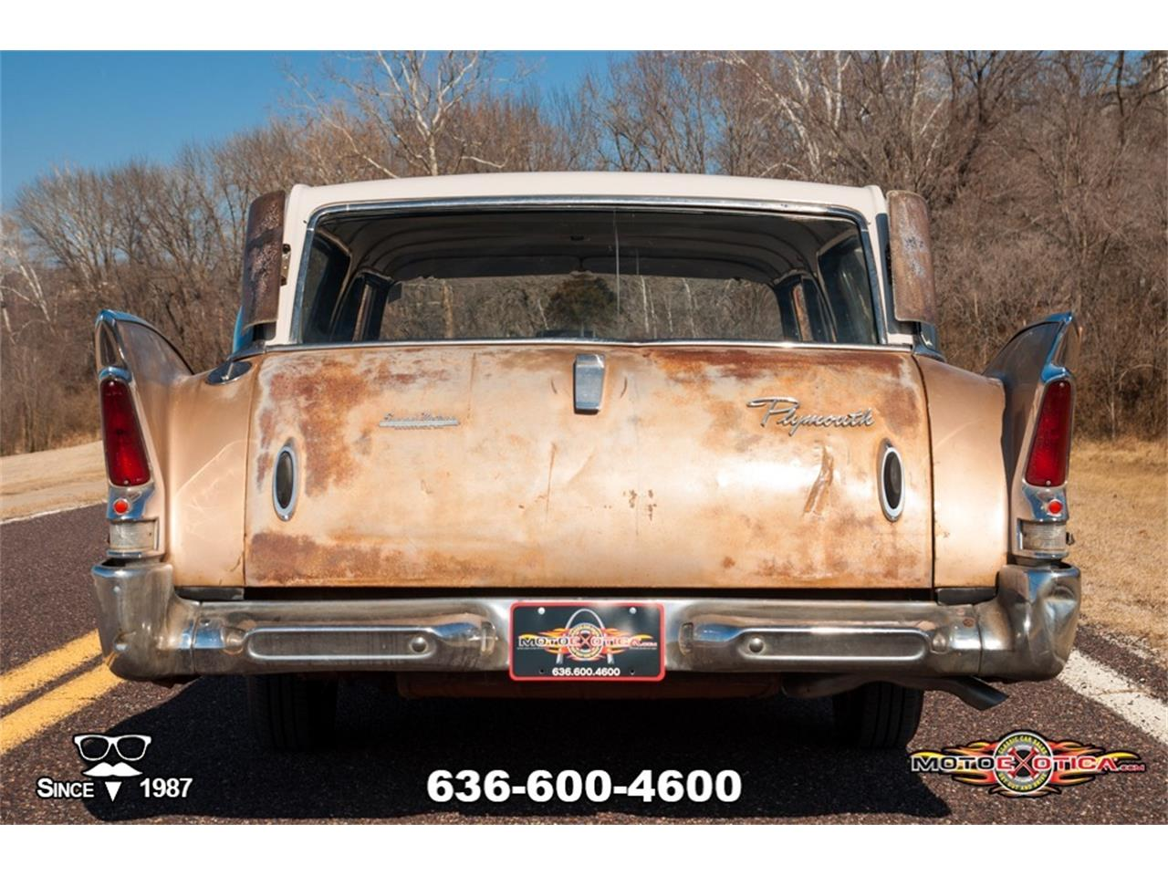 Large Picture of '60 Station Wagon - MTLB