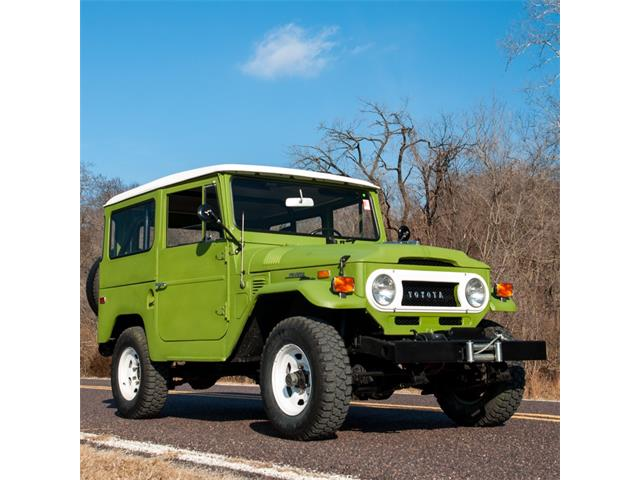 Picture of '71 Land Cruiser FJ - MTLD